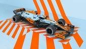 McLaren, a Monaco con i colori Gulf