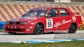 Alfa Romeo 155 TS BTCC di Tarquini all'asta