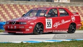 Tarquini mette all'asta l'Alfa Romeo 155 TS vincitrice del BTCC nel 1994
