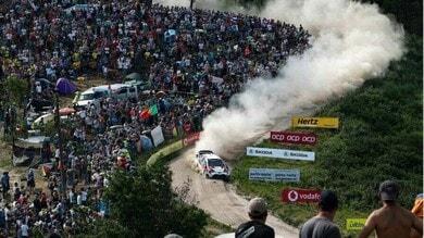 WRC, Rally del Portogallo: entry list e programma