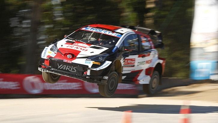 WRC, Rally di Portogallo: Evans leader nello shakedown
