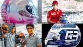 GP Monaco, i caschi dei piloti della F1 celebrano lo storico circuito di Montecarlo