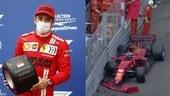 GP Monaco qualifiche: Leclerc sbatte contro le barriere ma fa sua la pole (per ora)