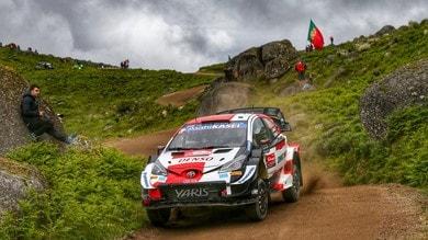 WRC, Rally Portogallo: sorpresa Evans, è il nuovo leader