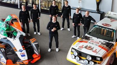 Dakar 2022, Audi annuncia Peterhansel e Sainz Sr