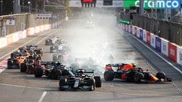 GP Azerbaijan: i top e flop