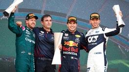 GP Azerbaijan: la gara in 5 punti