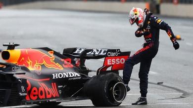 Incidenti Verstappen e Stroll, Pirelli: