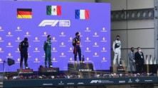 GP Azerbaijan: Perez da sogno, Verstappen ed Hamilton sprofondano, la Ferrari guarda
