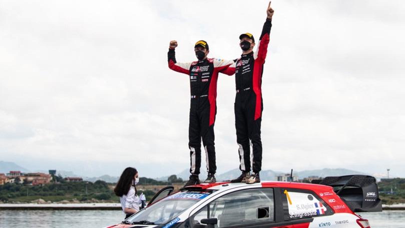 WRC, Rally Sardegna: che trionfo per Ogier