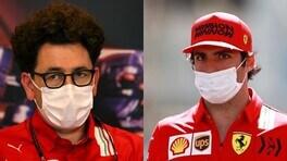 """Binotto e Sainz commentano il GP Azerbaijan: """"Risultato inferiore alle aspettative"""""""