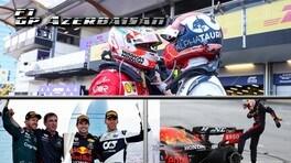 Top e Flop Gran Premio Baku: Ferrari supera McLaren, Perez vince e Verstappen s'arrabbia