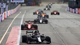 Brawn: GP Baku prologo delle Qualifiche Sprint
