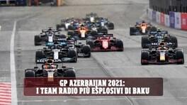 GP Azerbaijan, team radio del weekend: Vettel che gioia, Verstappen furioso, Tsunoda incontenibile e...