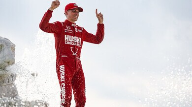 IndyCar: Ericsson vince la sua prima gara, paura per Rosenqvist