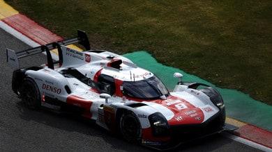 WEC, 8 ore di Portimao: doppiette per Toyota e Ferrari