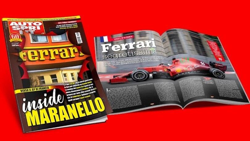L'editoriale del Direttore: C'è una Ferrari lanciata nel futuro