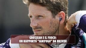 Grosjean, dalla F1 all'IndyCar: il fuoco lo perseguita