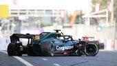 Gomme Pirelli, Aston Martin: sempre operato secondo le prescrizioni