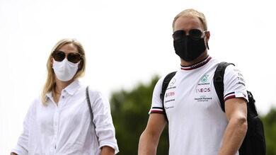 GP Francia, Bottas e l'addio alla Mercedes: