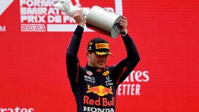"""Verstappen, prova di forza Red Bull nel GP di Francia: """"Che divertimento! Ripagati dalle 2 soste"""""""