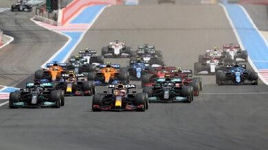 GP Francia: la gara in 5 punti