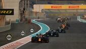 GP Abu Dhabi, Yas Marina cambia volto per favorire i sorpassi