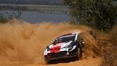 WRC, Rally Safari: Ogier il più veloce nello shakedown