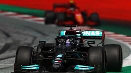 """GP Stiria, Hamilton: """"Non posso fare molto, servono aggiornamenti"""""""