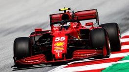 "Sainz, gran passo gara nel GP di Stiria: ""Avrei preso Norris senza Lewis"""