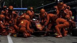 """Brawn: """"Leclerc non deve perdere la testa quando lotta nel gruppo"""""""