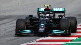 """GP Austria, Bottas: """"Il miglior risultato possibile oggi"""""""