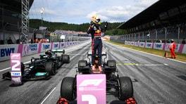 """Verstappen, una Red Bull da paura: """"Macchina irreale"""""""