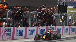 "Horner, verso Silverstone senza timori: ""Mercedes sarà fortissima..."""