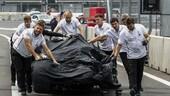 Mondiale F1, ecco quanto spendono le squadre per riparare le monoposto