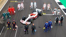 Formula 1, ecco le nuove monoposto 2022