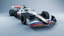 F1 2022, ecco le monoposto con le livree ufficiali