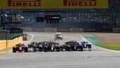 GP Gran Bretagna, gli highlights della qualifica sprint
