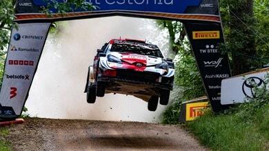 WRC, Rally Estonia: Rovanpera vola verso la vittoria