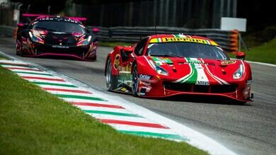 Hypercar Ferrari, Coletta: