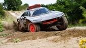 Audi RS Q e-tron, inizia l'assalto alla Dakar 2022