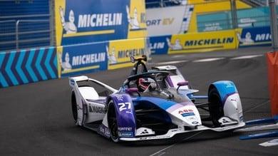 ePrix Londra gara1, Dennis domina ed entra in lotta per il titolo