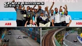 ePrix Londra, il meglio e peggio di gara1:  Dennis vince in casa, Jaguar da mani nei capelli
