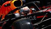 GP Ungheria, FP1: Verstappen batte le Mercedes, Sainz 4°