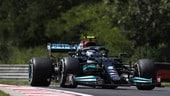 Bottas: Mercedes è migliorata col caldo