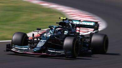 FP2, Vettel: