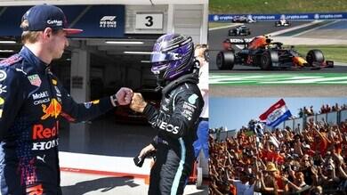 GP Ungheria: tutte le foto delle qualifiche all'Hungaroring
