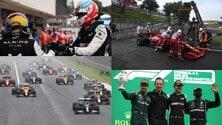 GP Ungheria: le foto più belle dall'Hungaroring