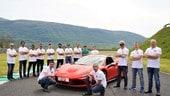 Ferrari Guinness World Record 2021: al via la sfida del pilota Fabio Barone contro Google Maps