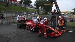 Ferrari: la power unit di Leclerc inutilizzabile dopo il GP d'Ungheria